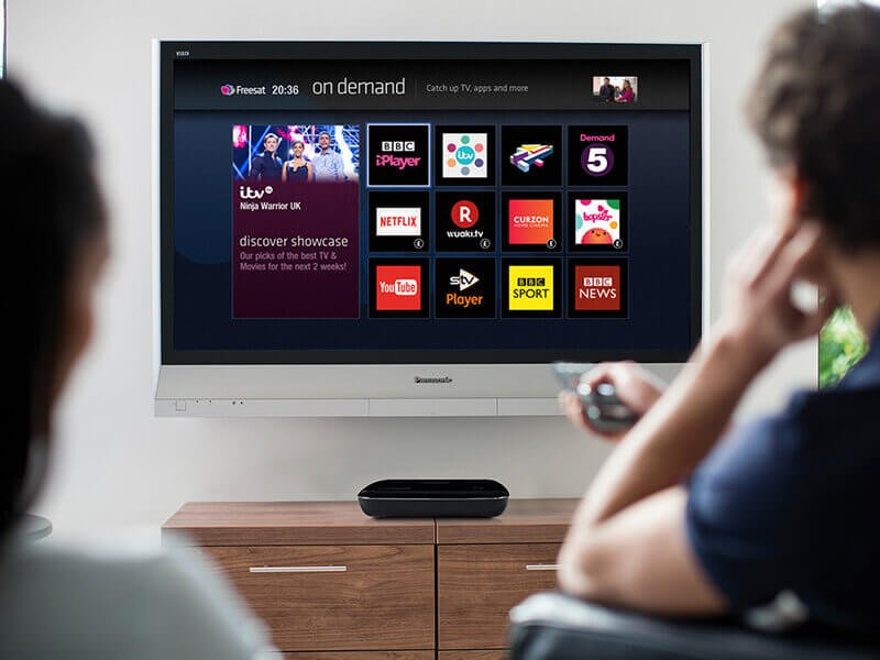freeview installation