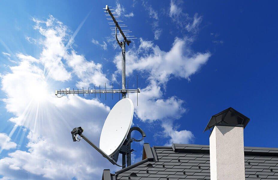 aerial & satellite services