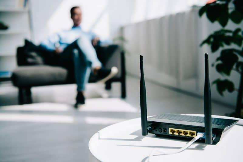 wifi distribution edinburgh